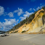 Cooloola's Coloured Sands